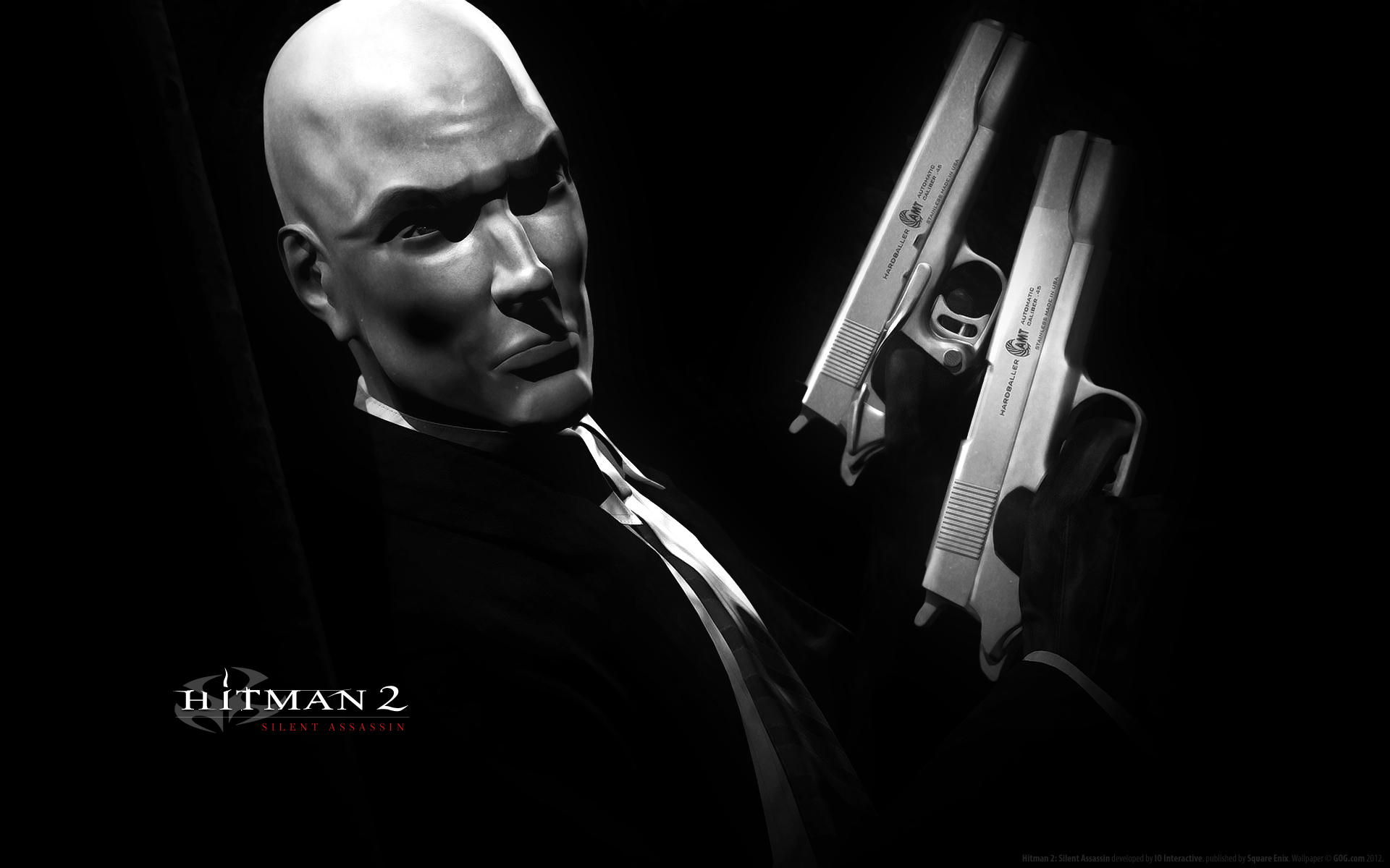Скриншот #0 Hitman 2: Silent Assassin