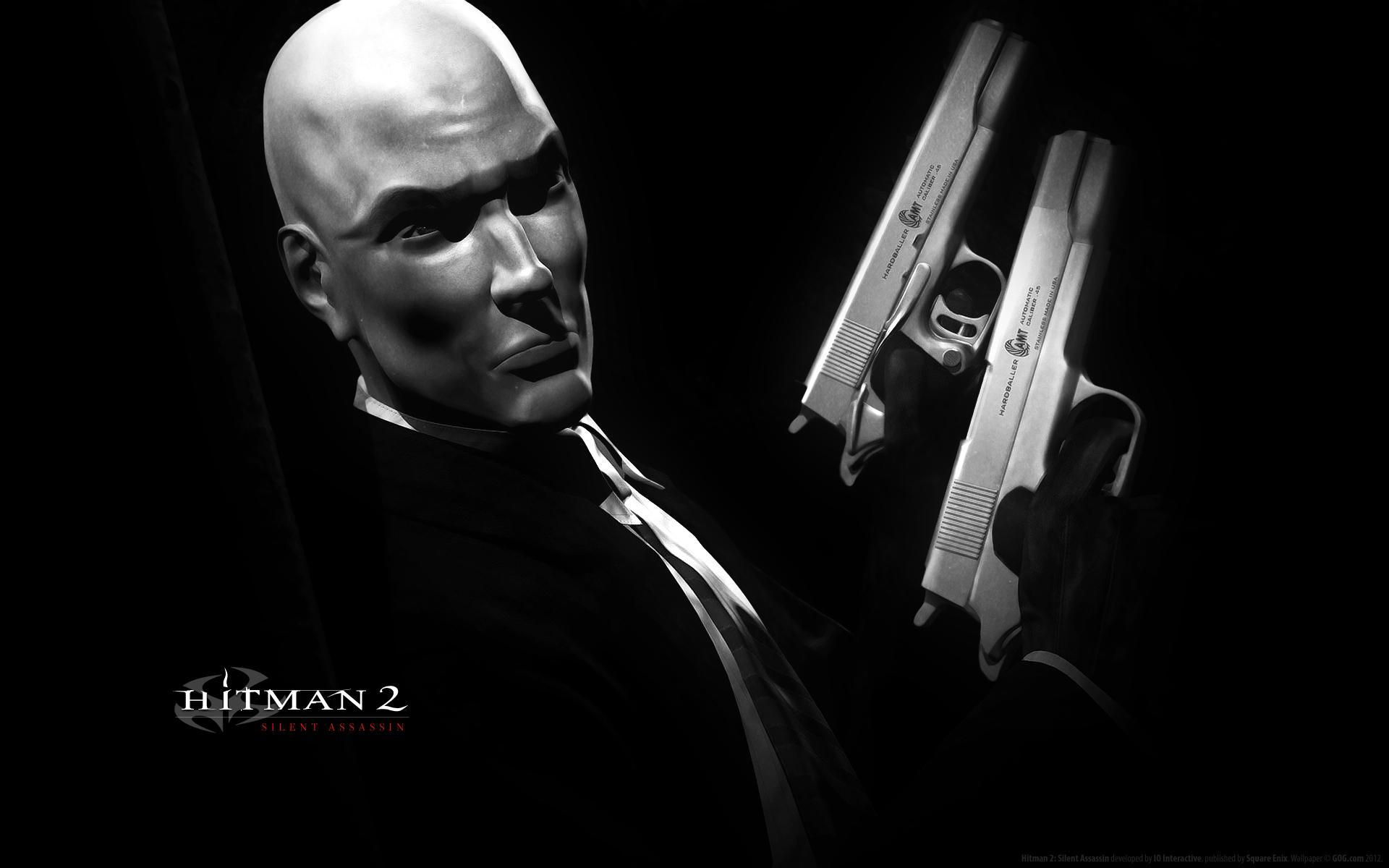 Сохранения Хитман 2 Бесшумный Убийца