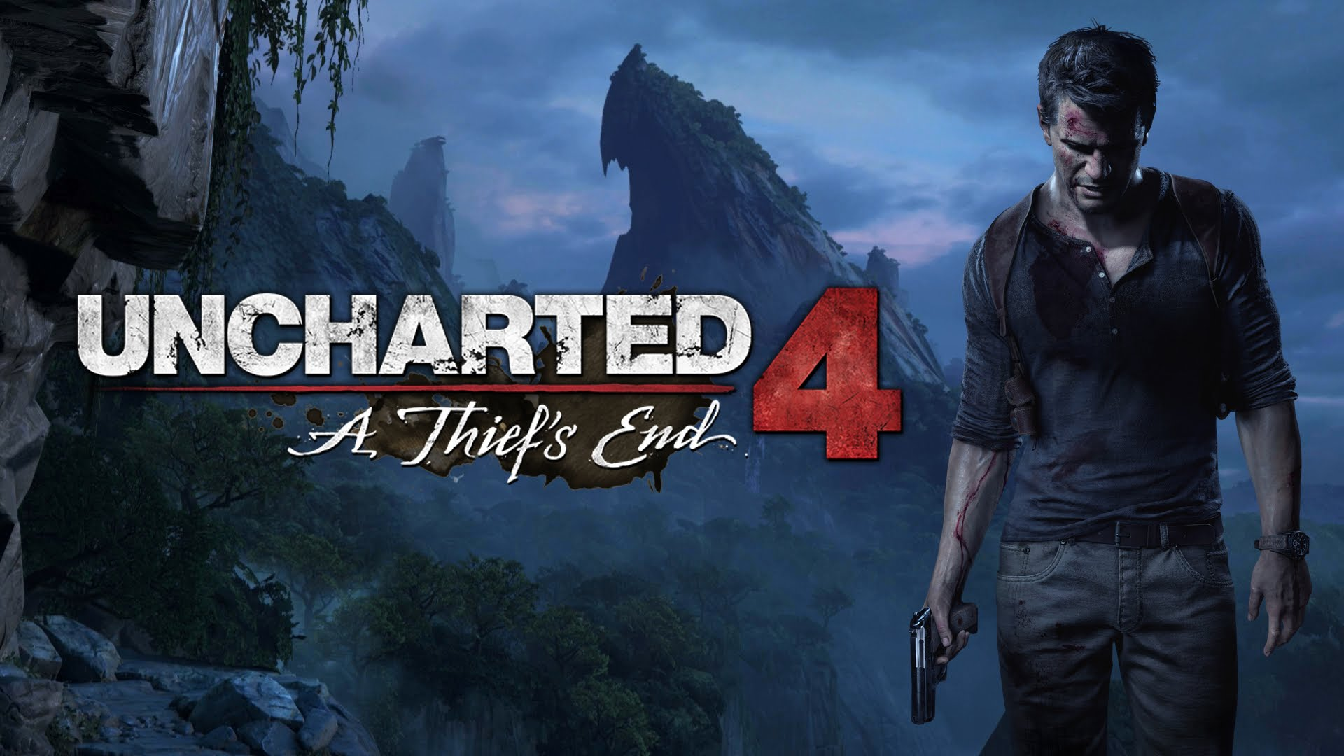 Арт-изображение #0 Uncharted 4: A Thief's End