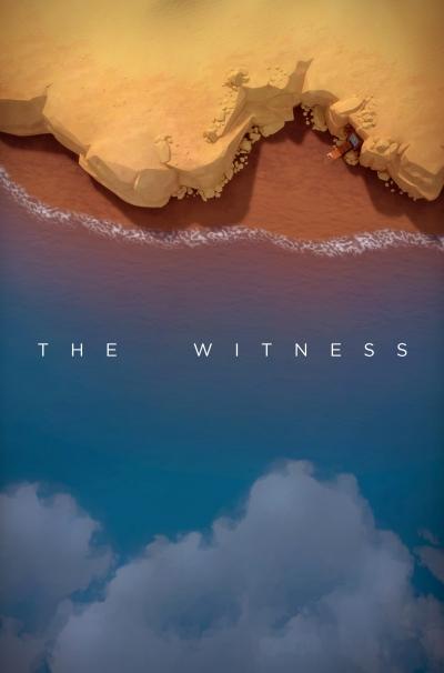 Обложка The Witness