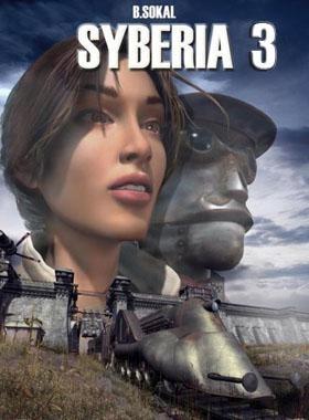 Обложка Syberia 3