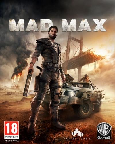 Обложка Mad Max