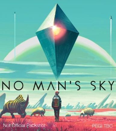 Обложка No Man's Sky