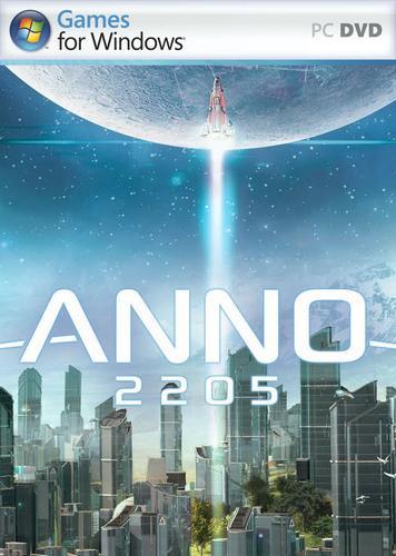 Обложка Anno 2205