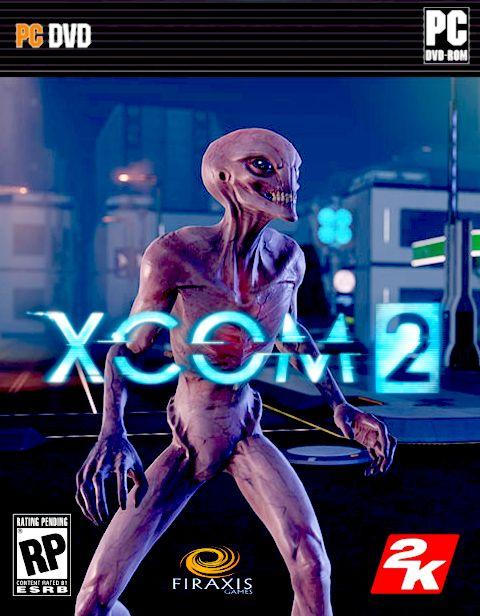 Обложка XCOM 2