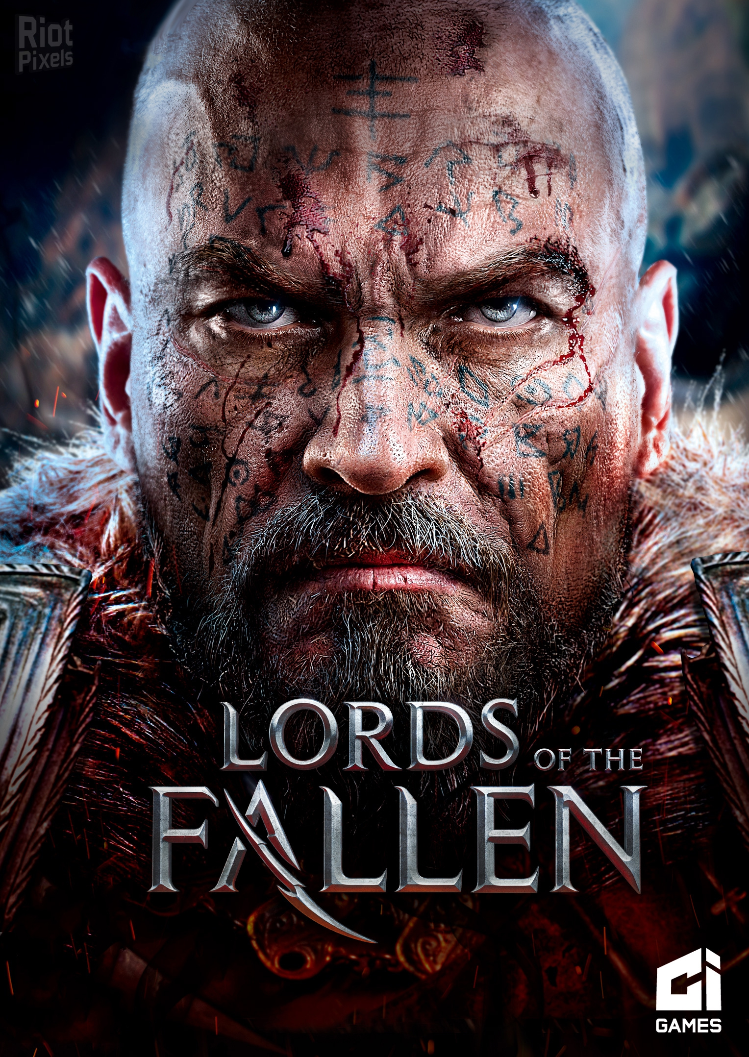 Обложка Lords of the Fallen 2