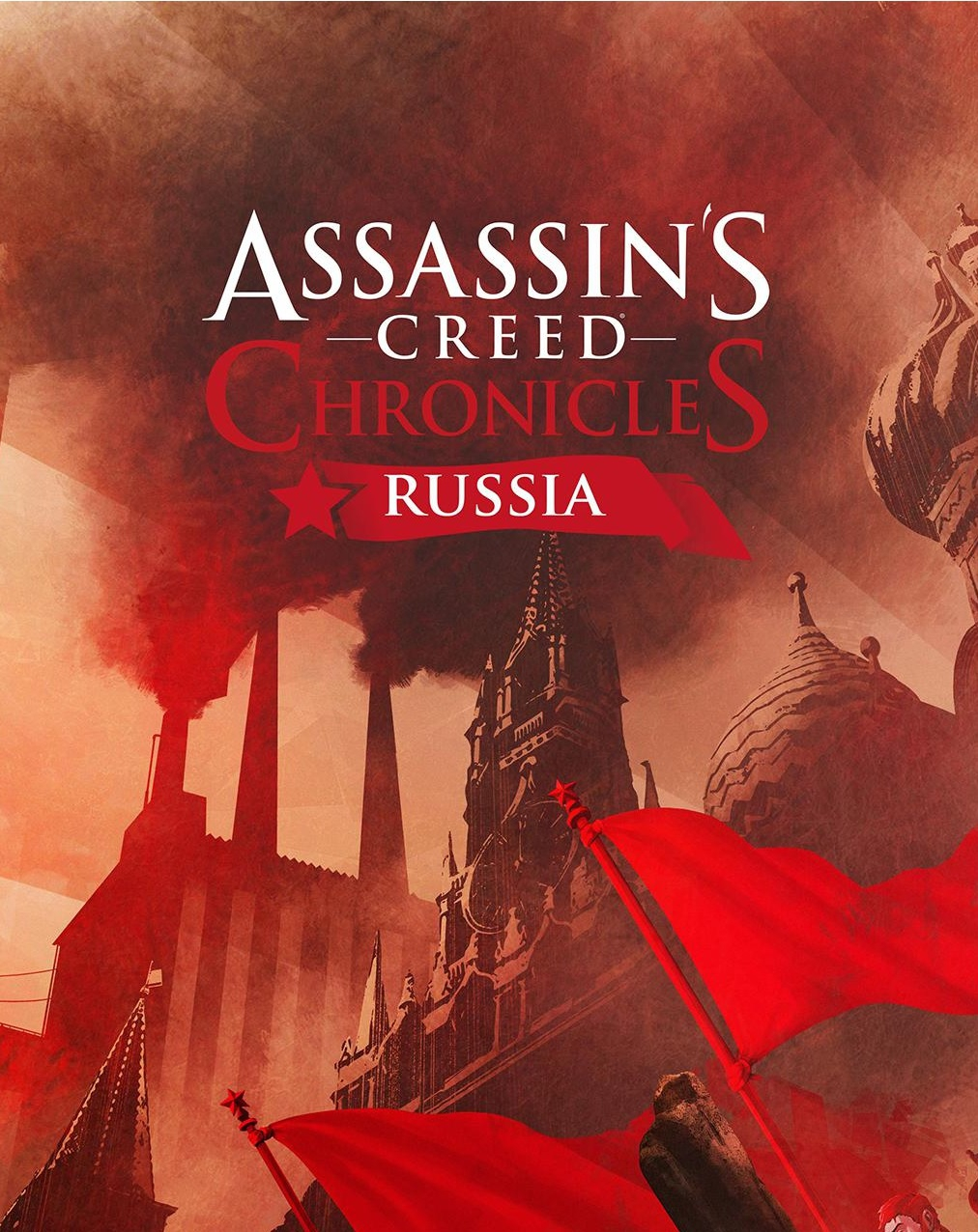 Обложка Assassin's Creed Chronicles: Russia