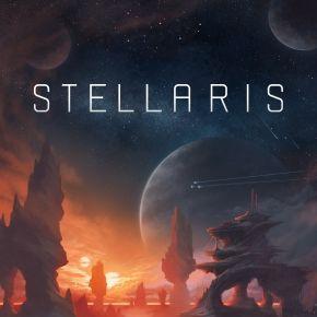 Обложка Stellaris