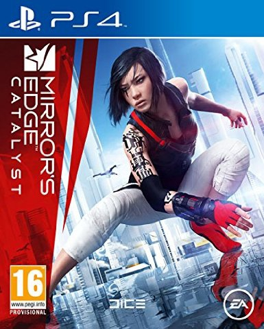 Обложка Mirror's Edge Catalyst