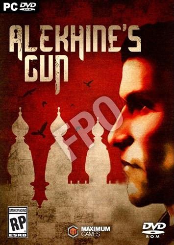 Обложка Alekhine's Gun