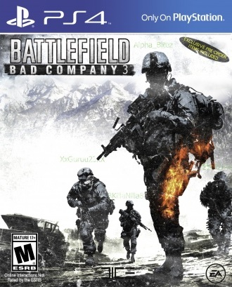 Обложка Battlefield: Bad Company 3