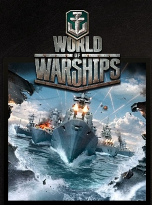 Обложка World of Warships