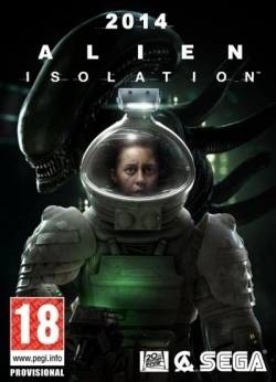 Обложка Alien: Isolation