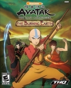 Avatar: the Legend of Aang - the Burning Earth