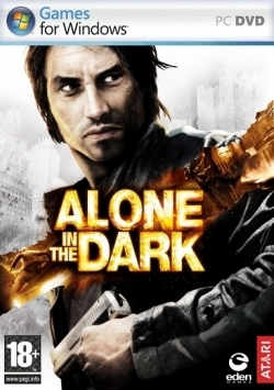 Обложка Alone in the Dark