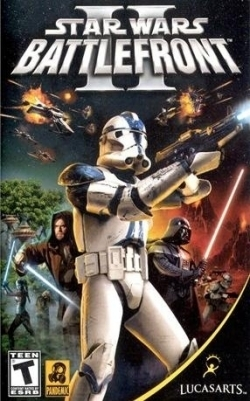 Обложка Star Wars: Battlefront 2