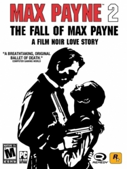 Обложка Max Payne 2: The Fall of Max Payne