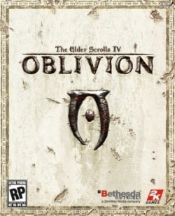 Обложка The Elder Scrolls 4: Oblivion