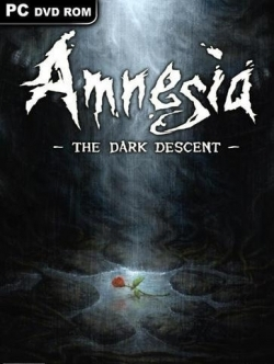 Обложка Amnesia: The Dark Descent