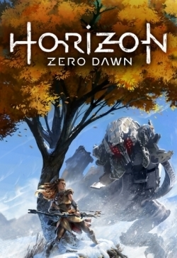 Обложка Horizon Zero Dawn