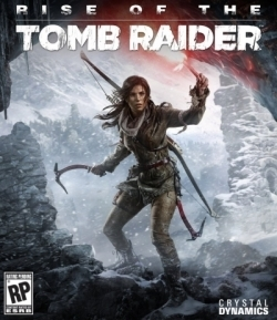 Обложка Rise of the Tomb Raider