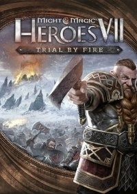 Обложка Might and Magic Heroes 7: Trial by Fire