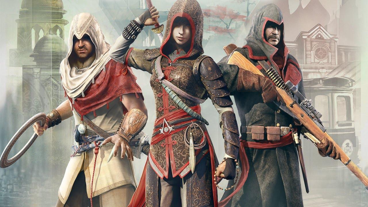 Assassin's Creed про Индию и Россию выйдут в начале следующего года