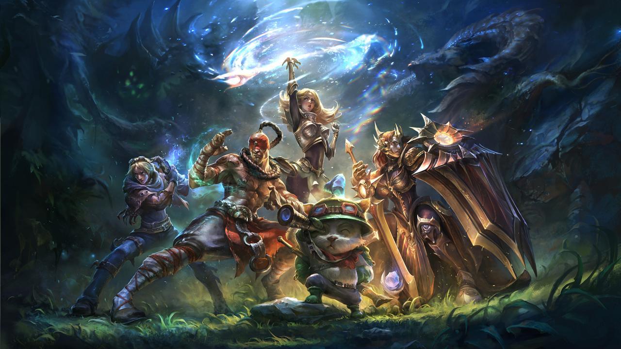 Создателей League of Legends выкупила китайская компания