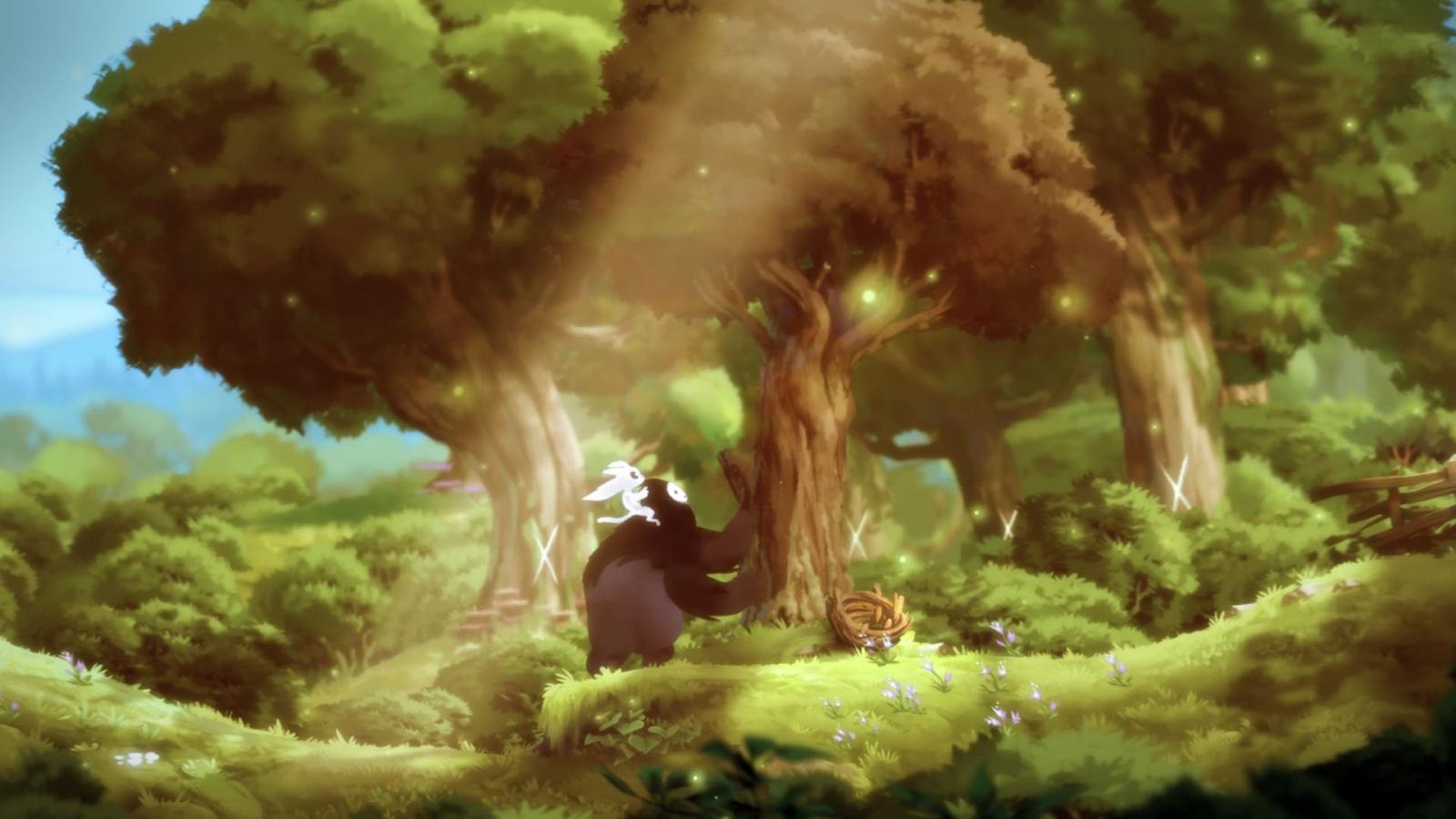 Переиздание Ori and the Blind Forest перенесли на следующий год