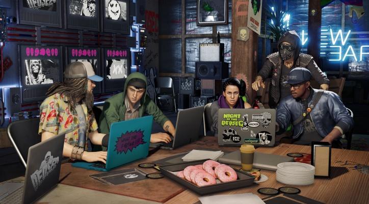 Хакер прошел Watch Dogs 2 с чужого аккаунта