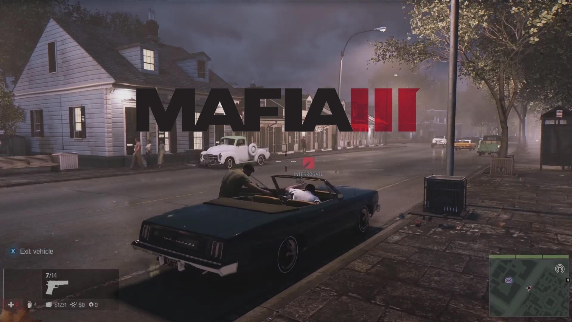 Mafia 3 сделали красивее на PS4 Pro