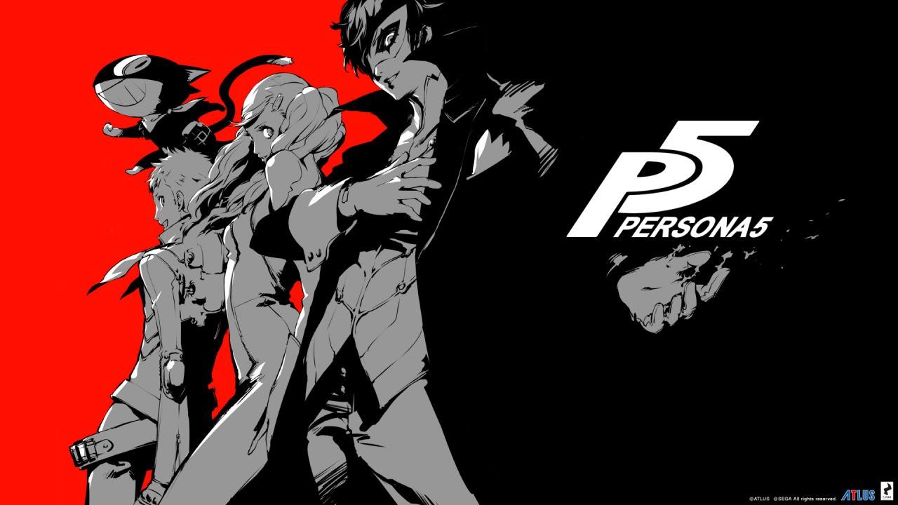 Persona 5 – релизный трейлер
