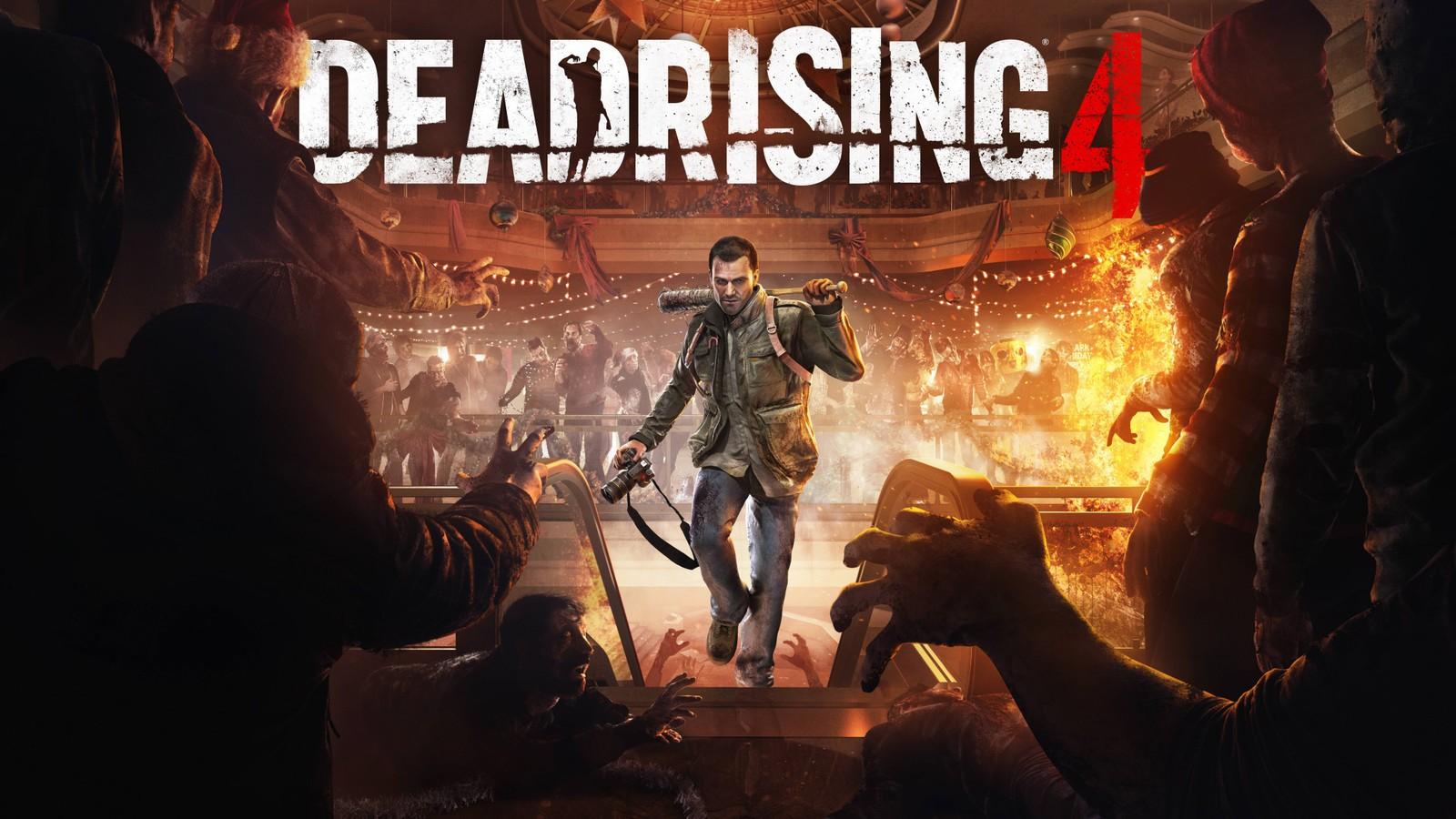 Трейлер дополнения Dead Rising 4: Frank Rising