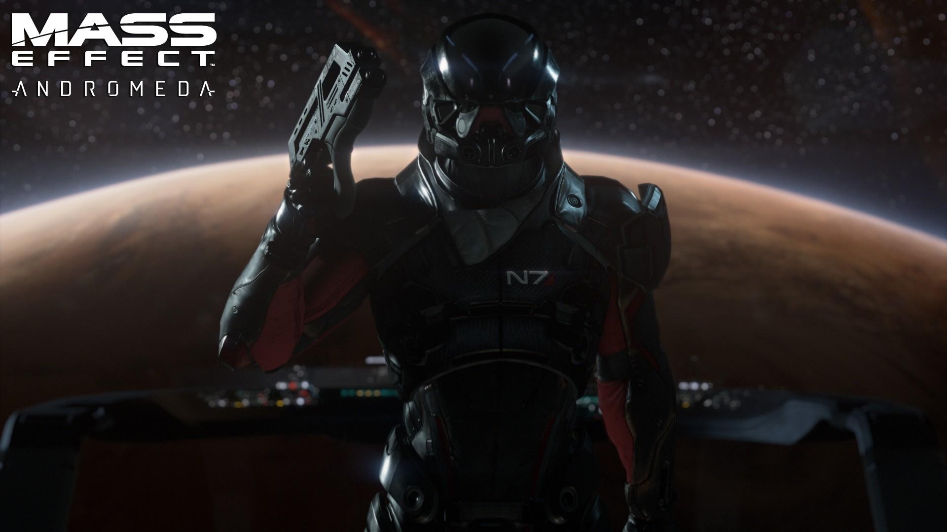 BioWare рассказала о патчах для Mass Effect: Andromeda
