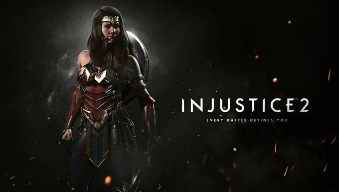 Injustice 2 - знакомимся с Капитаном Холодом