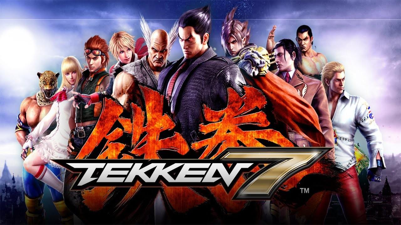 Tekken 7 - новое геймплейное видео