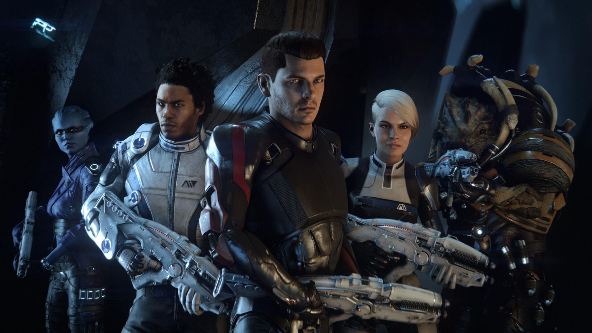 Mass Effect Andromeda – взгляд на патч 1.5