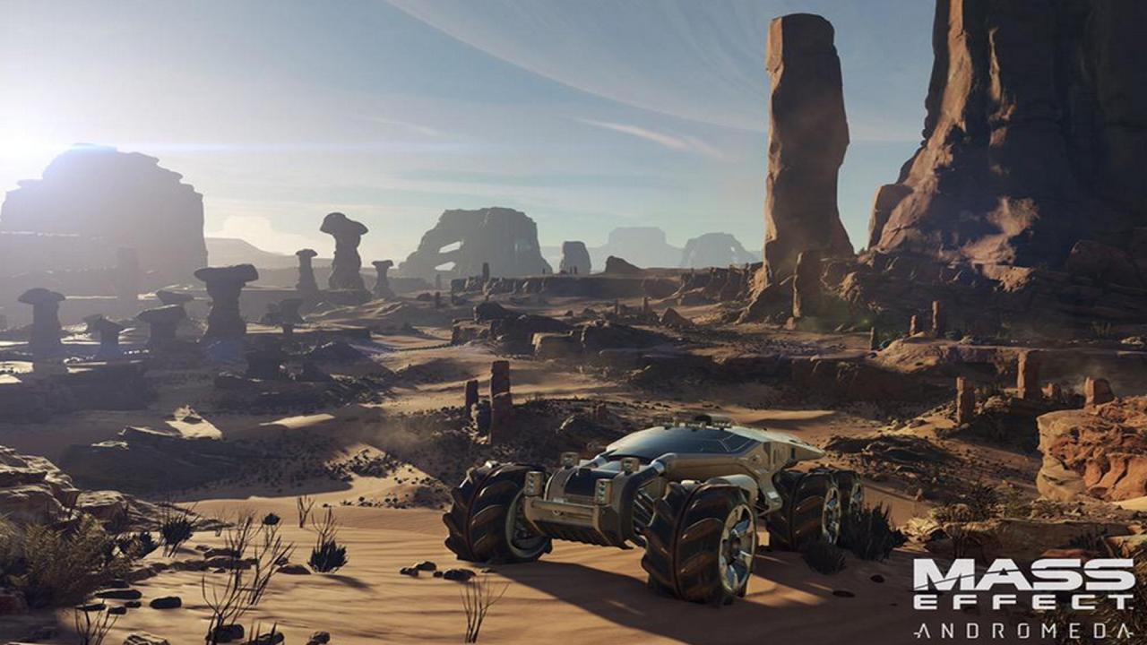 Mass Effect: Andromeda выйдет в 2017 году