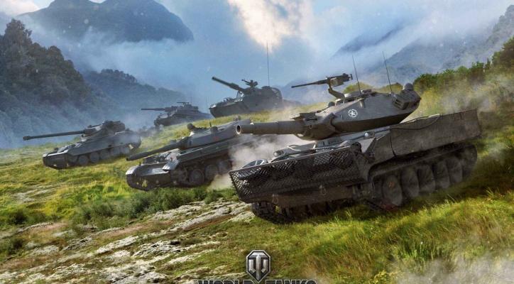 Вышло крупное обновление для World of Tanks