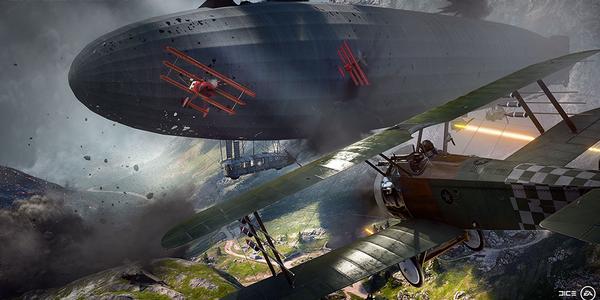 В Battlefield 1 играют 19 млн человек - больше, чем в BF4