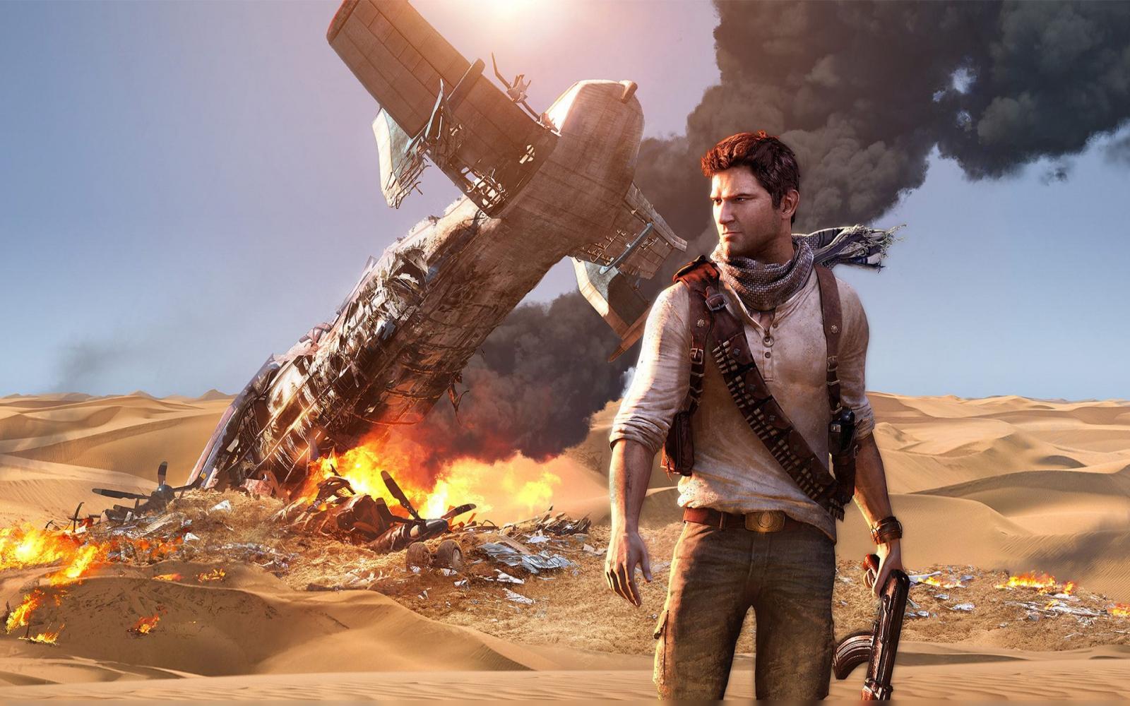 Экранизация Uncharted не будет следовать сюжету игр