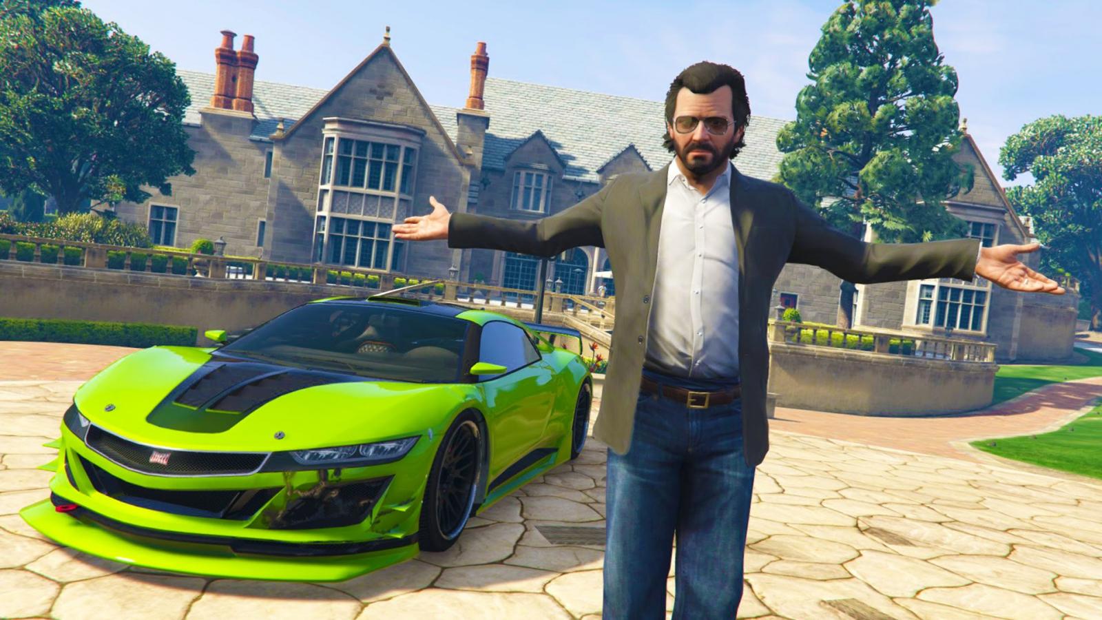 Тираж GTA 5 превысил 70 миллионов копий