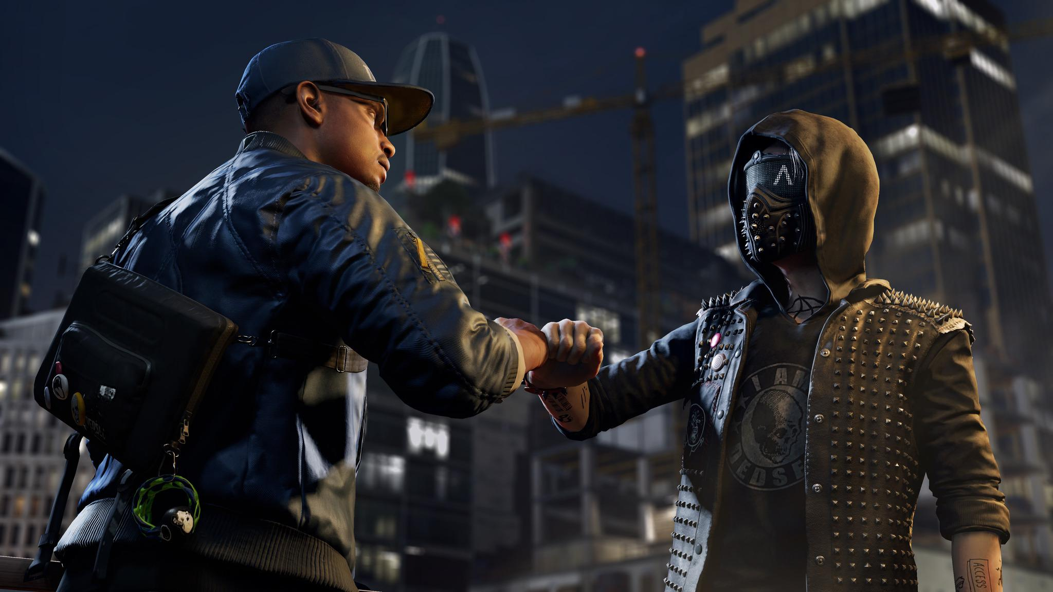 Скриншот #2 Watch Dogs 2